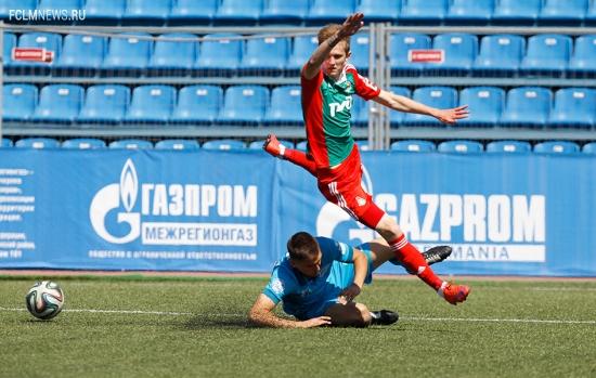 «Зенит» (мол) – «Локомотив» (мол) – 1:1
