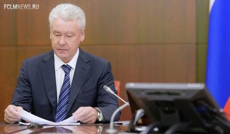 Собянин: нужен гибкий механизм регулирования числа легионеров в российских клубах