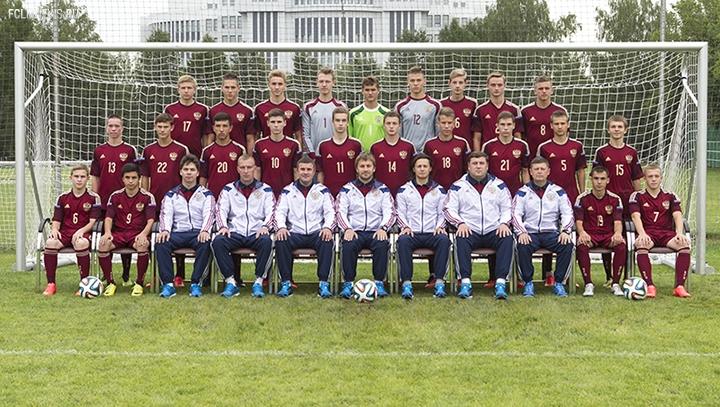 Юношеская сборная России по футболу досрочно победила на турнире в Сербии