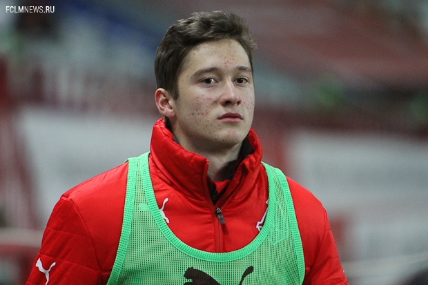 Миранчук: очень рад такому дебюту за сборную России