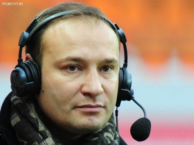 Генич будет комментатором матча Россия — Австрия