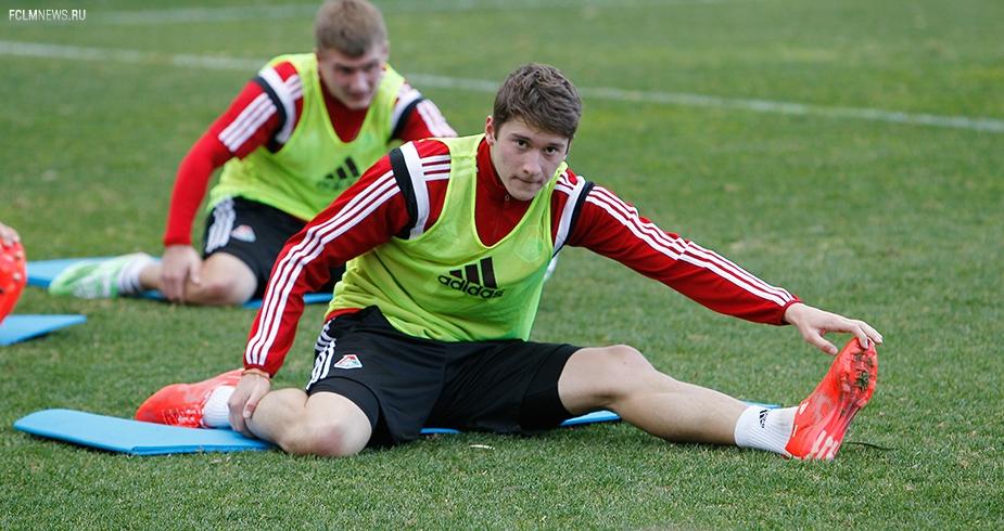 Миранчук сыграл за сборную России