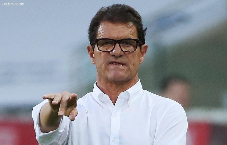 Глава Московской федерации футбола призвал собрать деньги на неустойку для Фабио Капелло