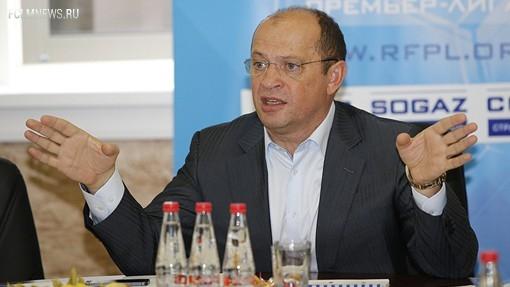 Сергей Прядкин: «Если матч за Суперкубок пройдет в России, то либо в Москве, либо в Питере»
