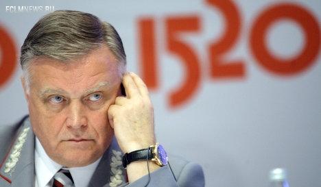Якунин: изменения в футболе назрели, вопрос Капелло должны решать ответственные лица
