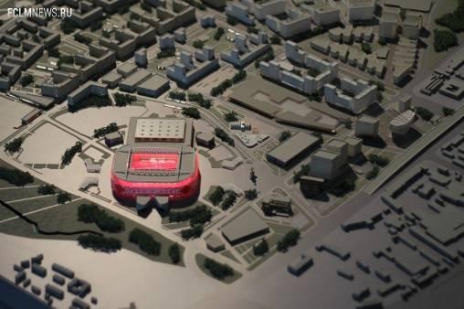 На московских стадионах к ЧМ-2018 построят вертолетные площадки