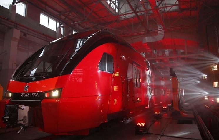 Минтранс: болельщики во время ЧМ-2018 смогут бронировать и разукрашивать вагоны поездов