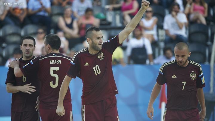 Сборная России - в полуфинале Европейских игр!