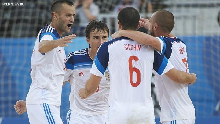 Сборная России - в финале Европейских игр!