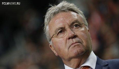 Хиддинк официально покинул пост главного тренера сборной Нидерландов