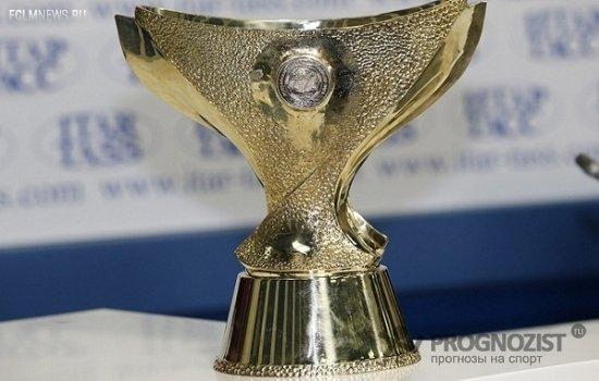 Матч за Суперкубок России начнется в 18:00