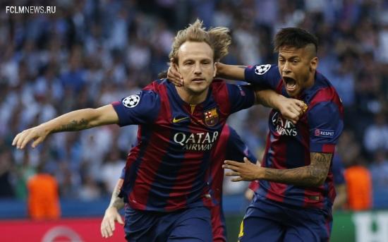 «Барселона» победила «Ювентус» в финале Лиги чемпионов. Видео голов.