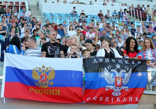 Сборная России одержала победу над Беларусью