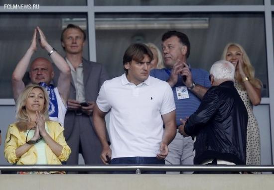 Дмитрий Булыкин: «В «Волге» про нас с Сычевым вспоминали на последних минутах»