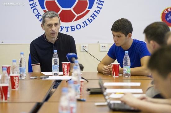 """""""Поедем на ЕВРО-2015 с уверенностью в своих силах"""""""