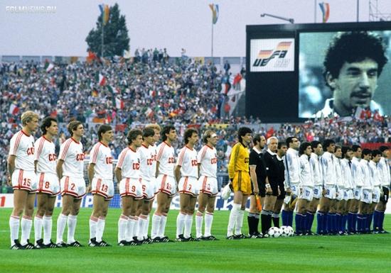 Ровно 27 лет назад сборная СССР в финале Евро-1988 проиграла Нидерландам