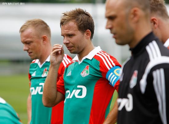 «Локомотив» - «Чертаново» - 1:3