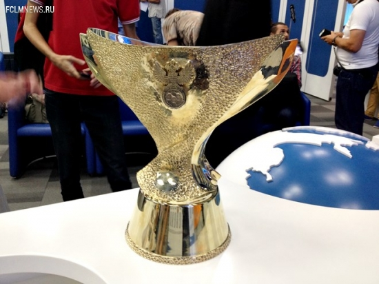 Матч за Суперкубок покажет НТВ