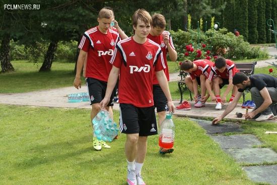 «Молодежка» готовится к сезону в Баковке