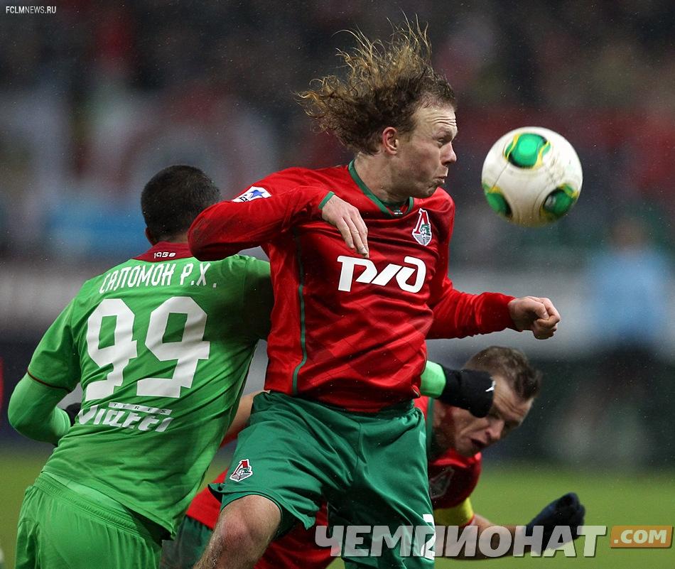 Не исключено участие Рондона в поединке за Суперкубок России