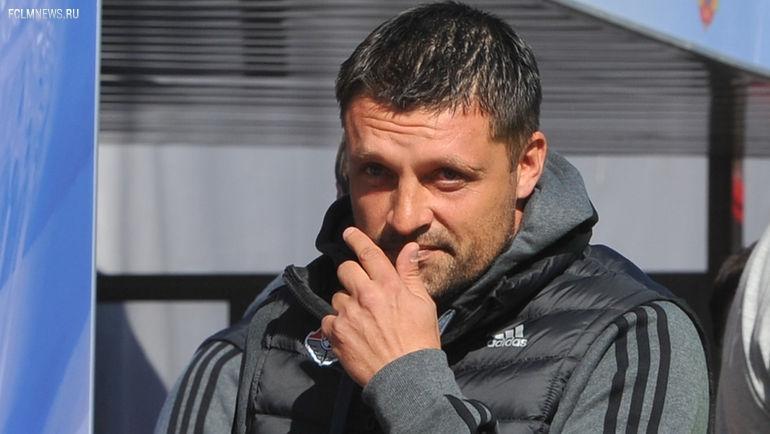 Черевченко: Ндинга, возможно, перерастёт Диарра