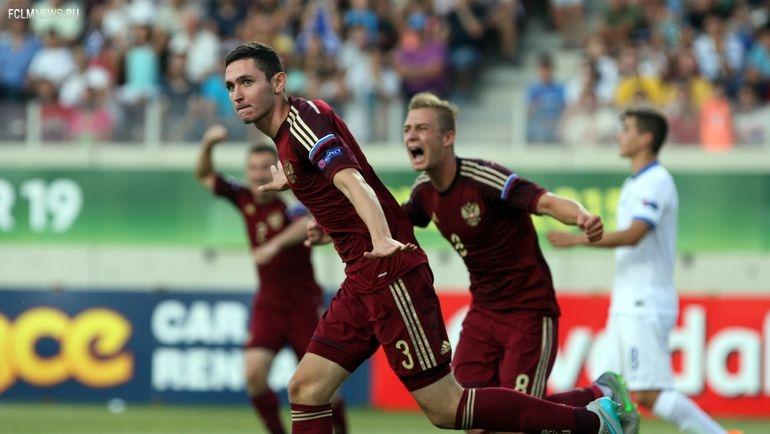 Юношеская сборная России – в финале Euro!