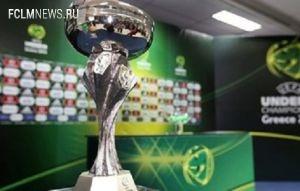 Сборная России сыграет со сборной Испании в финале чемпионата Европы U19