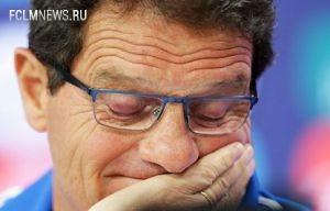 На прошальный ужин Капелло приехали только четыре игрока сборной России