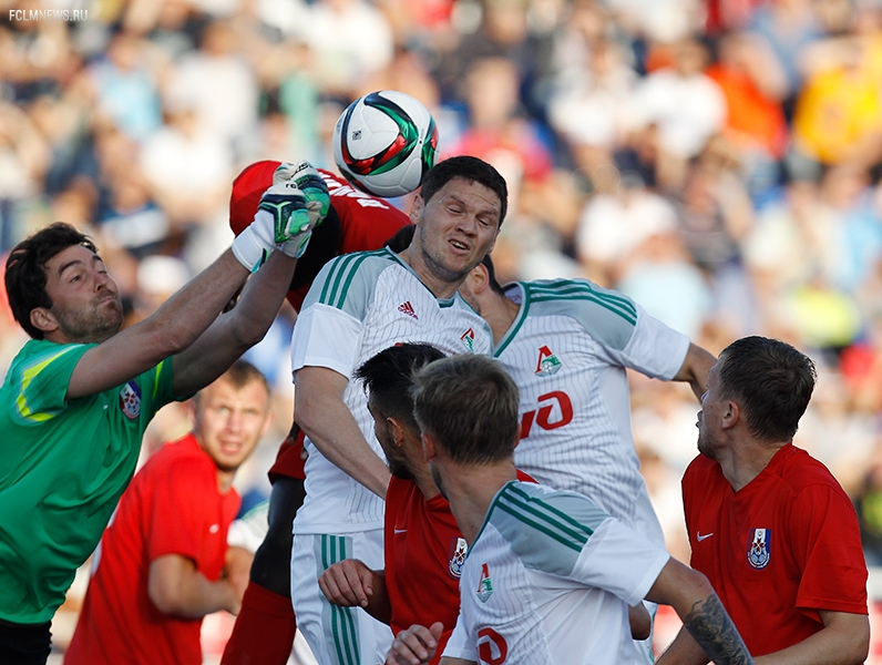 """Ловчев: """"Черевченко не разогрел команду на сто процентов"""""""