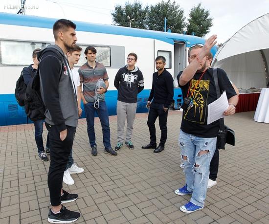«Локомотив» представил форму на сезон 2015/16