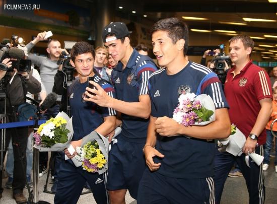 Дмитрий Баринов: Хомухе лучше начать с молодежной сборной, а дальше перейти во взрослую