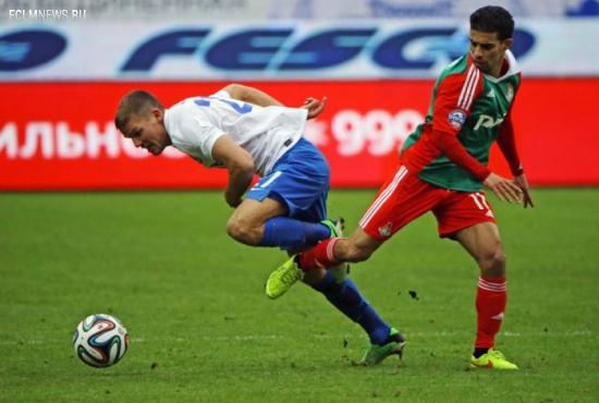 Самба и Дуглас вряд ли сыграют с «Локомотивом»