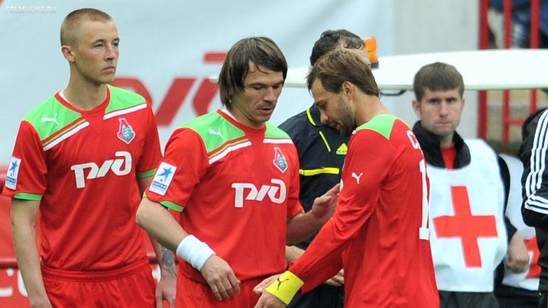 Почему не состоялся прощальный матч Лоськова