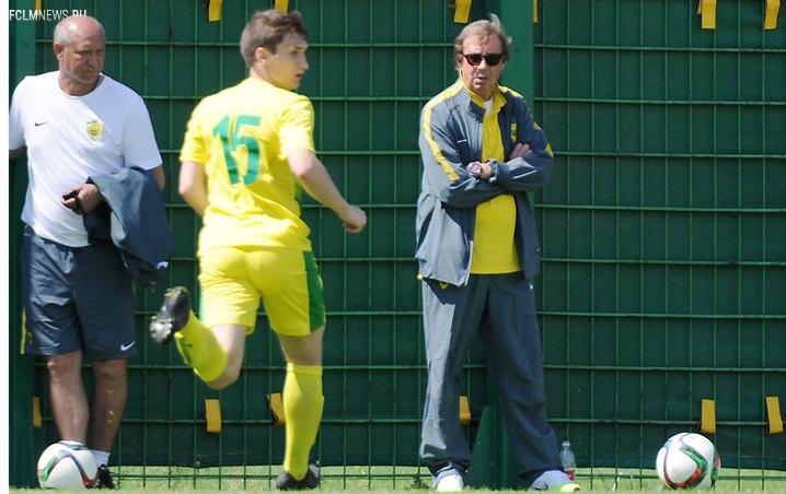 Юрий Семин провел 500 матчей в качестве тренера команды РФПЛ