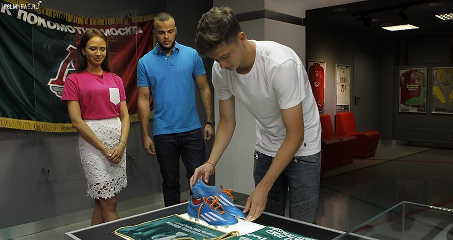 Играй красиво в музее «Локомотива»