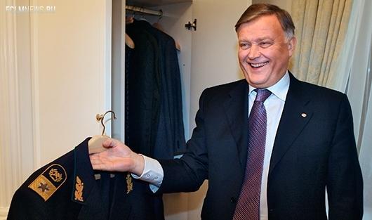 Президент РЖД подтвердил, что собирается покинуть компанию