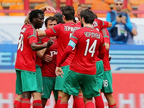 «Локомотив» обыграл «Краснодар» и вышел на второе место в РФПЛ