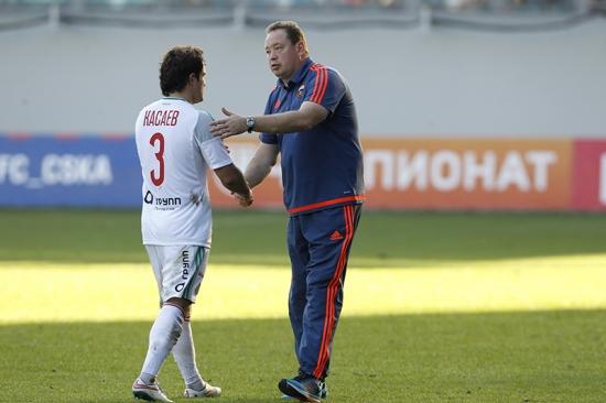 Алан Касаев: О вызове в сборную узнал от Тарасова