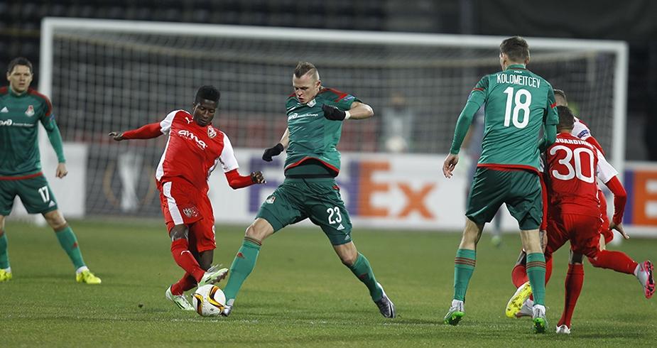 Футболисты «Локомотива» ушли в отпуск