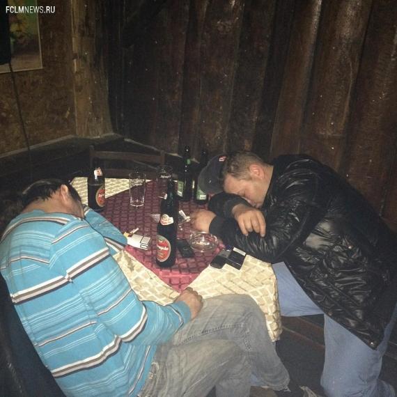 Отпуск футболистов ФК Локомотив в Инстаграм #fclmnews