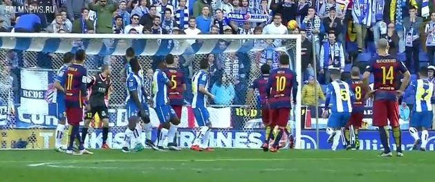 Барселона не смогла победить Эспаньол