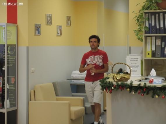 Денисов? Только Виталий! Как прошел медицинский день «Локо» и «Динамо»