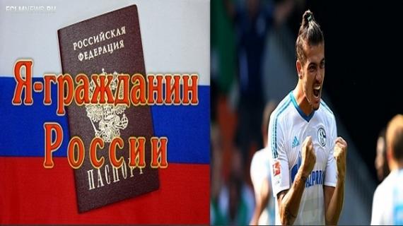 Владимир Путин  предоставил гражданство Роману Нойштедтеру