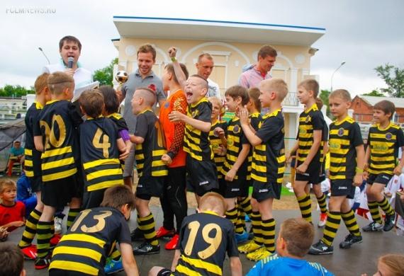 Детский турнир Романа Шишкина пройдет 29 мая в Воронеже