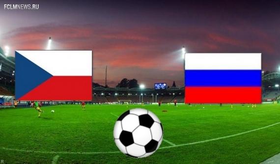 Лодыгин, Торбинский и Иванов сыграют против Чехии в стартовом составе
