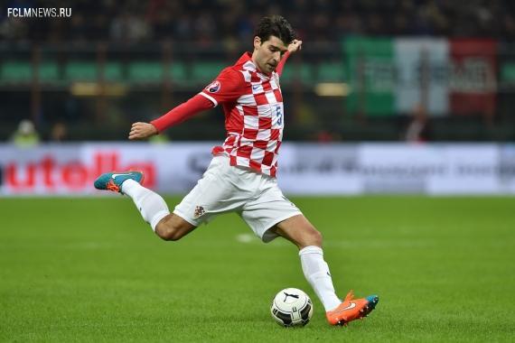 Чорлука избежал серьёзной травмы и будет готов к началу Евро-2016