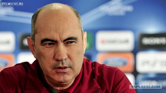 """Бердыев опроверг информацию о том, что он может возглавить """"Локо"""""""