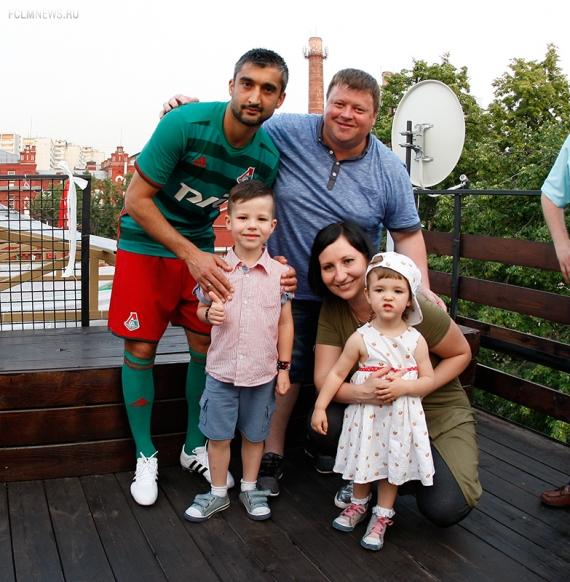 «Локомотив» представил новую форму
