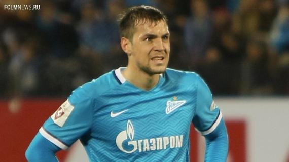 Дзюба, Витсель, Жулиано и Мак не сыграют с «Локомотивом»