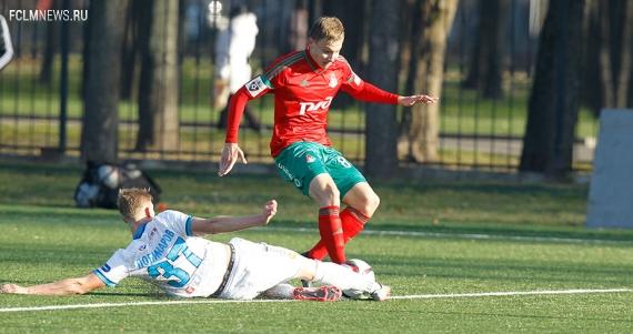 «Зенит» (мол) - «Локомотив» (мол) 2-1. Поражение на старте чемпионата.
